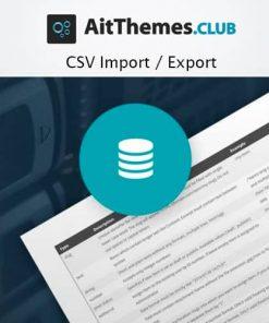 AIT CSV Import Export