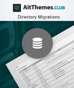 AIT Directory Migrations