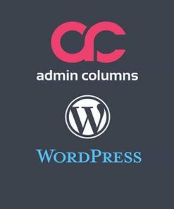 Admin Columns Pro WordPress Plugin