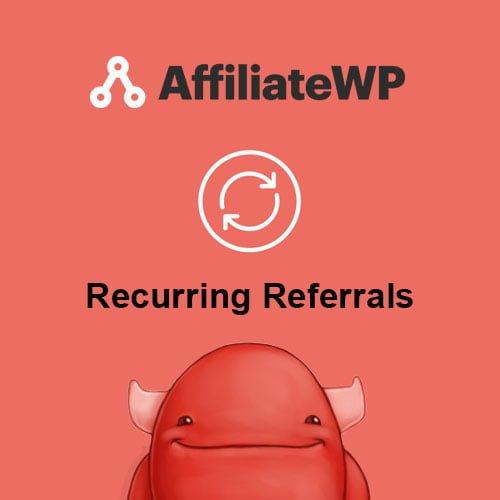 AffiliateWP Recurring Referrals