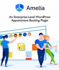 Amelia Enterprise Level Appointment Booking WordPress Plugin