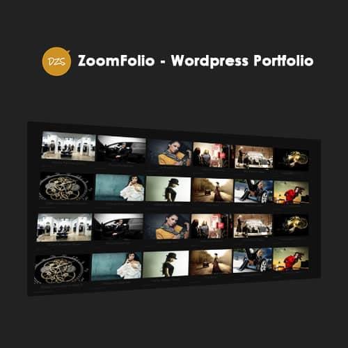 DZS ZoomFolio WordPress Portfolio