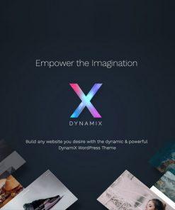 DynamiX Business Corporate WordPress Theme