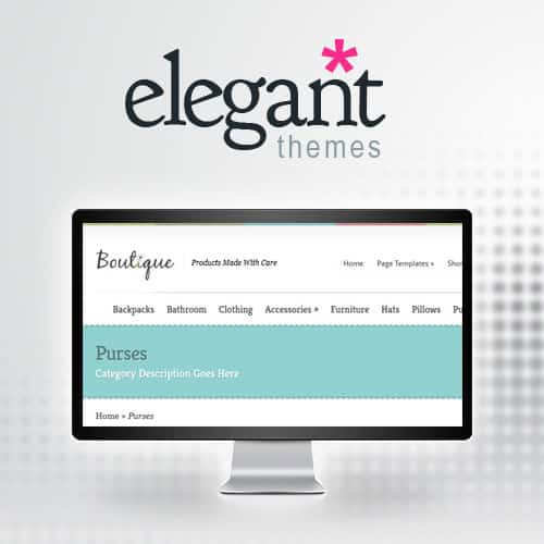 Elegant Themes Boutique WooCommerce Theme
