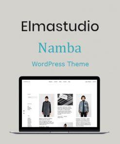 ElmaStudio Namba WordPress Theme