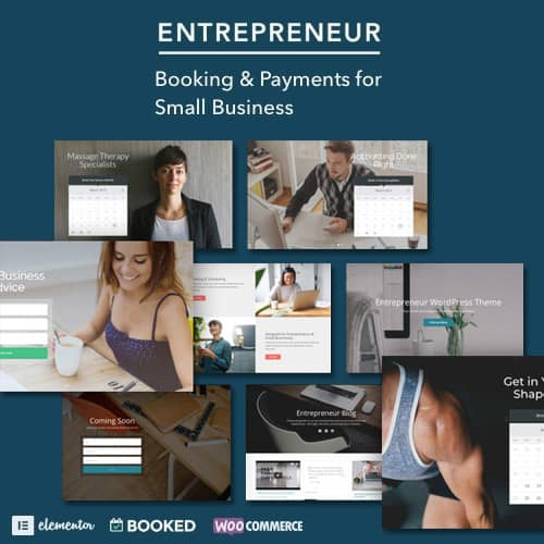 Entrepreneur Booking for Small Businesses
