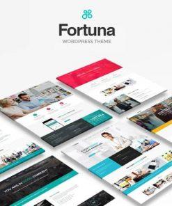 Fortuna Responsive Multi-Purpose WordPress Theme