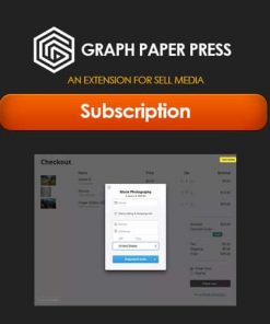 Graph Paper Press Sell Media Subscription