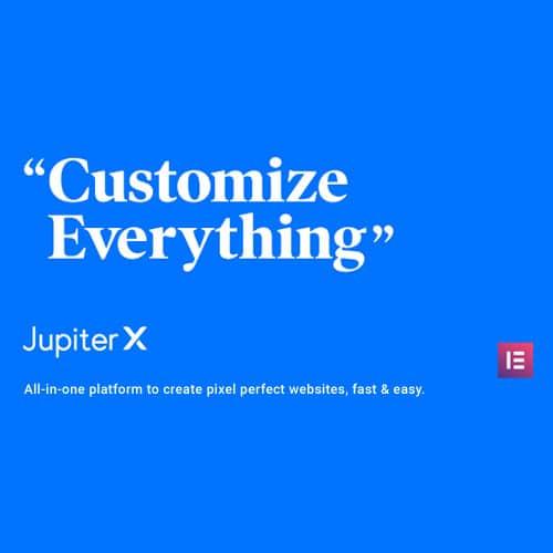 Jupiter Multi-Purpose Responsive Theme