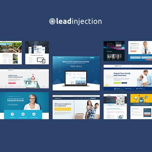 Leadinjection Landing Page Theme