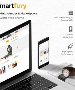 Martfury WooCommerce Marketplace WordPress Theme