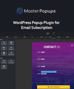 Master Popups WordPress Popup Plugin for Email Subscription