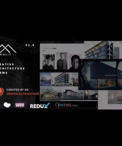 Monolit Responsive Architecture WordPress Theme