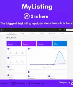 MyListing Directory & Listing WordPress Theme