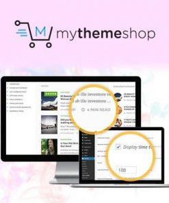 MyThemeShop WP Time To Read