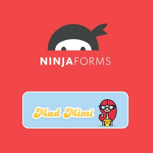 Ninja Forms Mad Mimi
