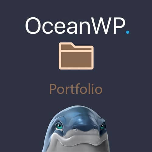 OceanWP Portfolio