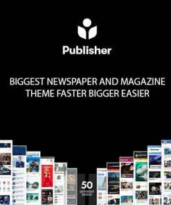 Publisher Newspaper Magazine AMP