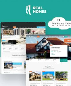 Real Homes WordPress Real Estate Theme