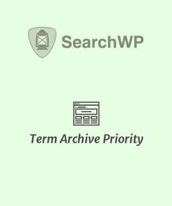 SearchWP Term Archive Priority