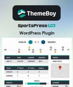 SportsPress Pro WordPress Plugin