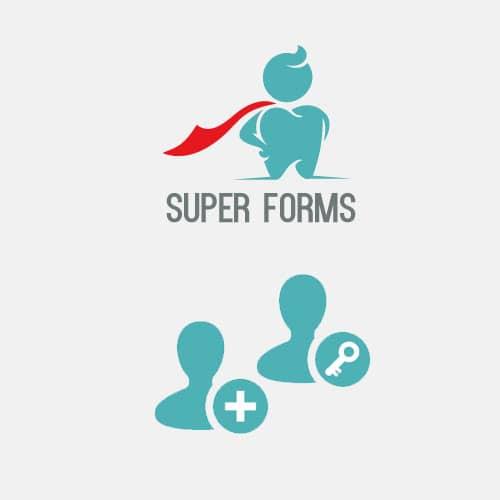 Super Forms Register or Login