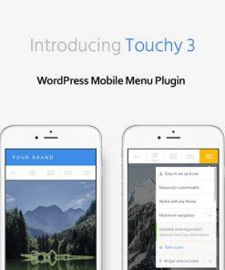 Touchy WordPress Mobile Menu Plugin