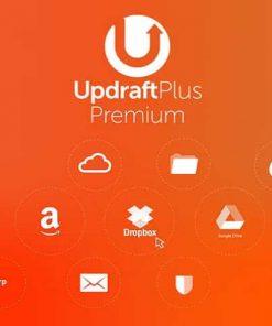 UpdraftPlus Premium WordPress Backup Plugin
