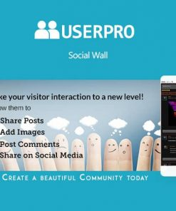 UserPro Social Wall Add-on