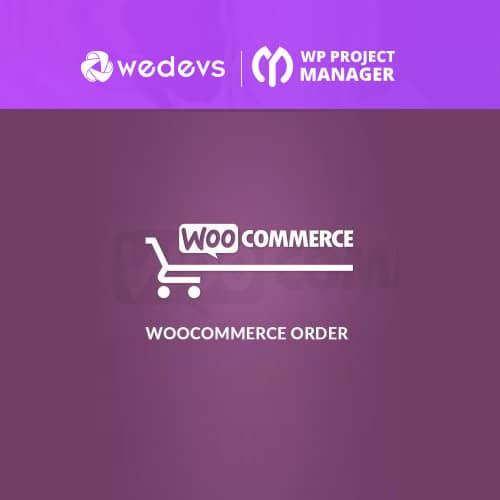 WP Project Manager Pro WooCommerce Order Extension